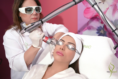 fractional laser Dermatology Clinic Laser Center Clinic and Skin Care