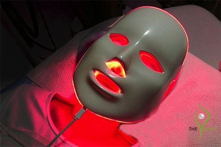LED Mask Dermatology Laser Center Clinic and Skin Care
